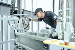 Как производится техническое обслуживание лифтов?