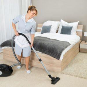 Качественное проведение уборки гостиниц