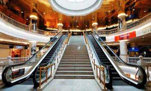 Обслуживание эскалаторов и лифтов