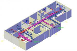 Комплексное проектирование инженерных систем