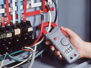 Что входит в электроизмерительные работы