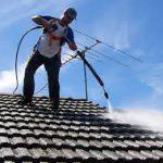 Этапы очистки крыш
