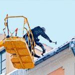 Как понять, что нужна очистка крыш от снега