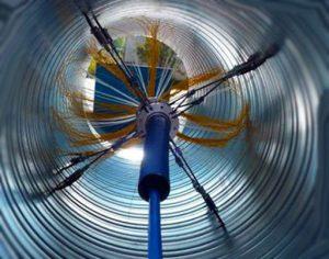 Этапы работ при очистке систем вентиляции и кондиционирования