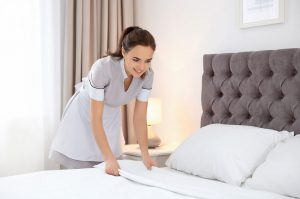 На что влияет качество уборки номера в гостиницах