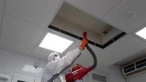 В каких случаях требуется очистка систем вентиляции и кондиционирования
