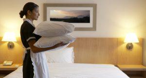 Как часто должна проводиться уборка номеров в отеле